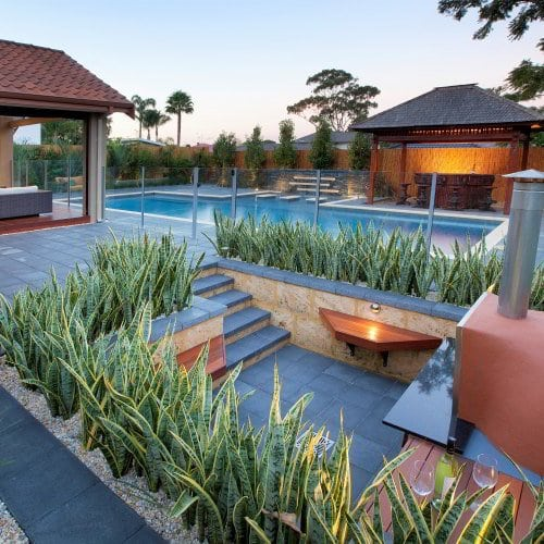 Home landscape designer perth principal landscapes for Pool and garden show perth