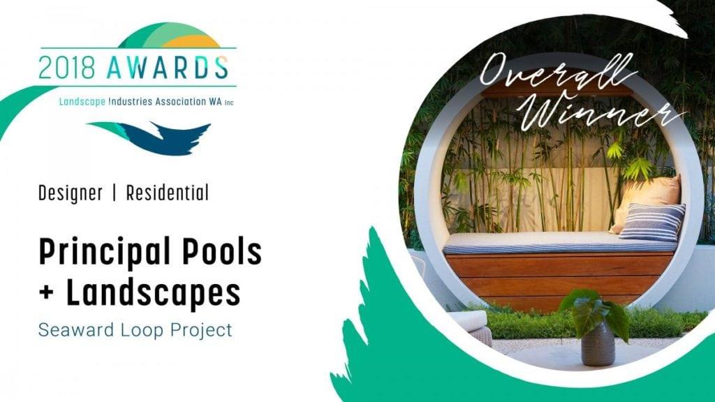 Landscape industry award 2018