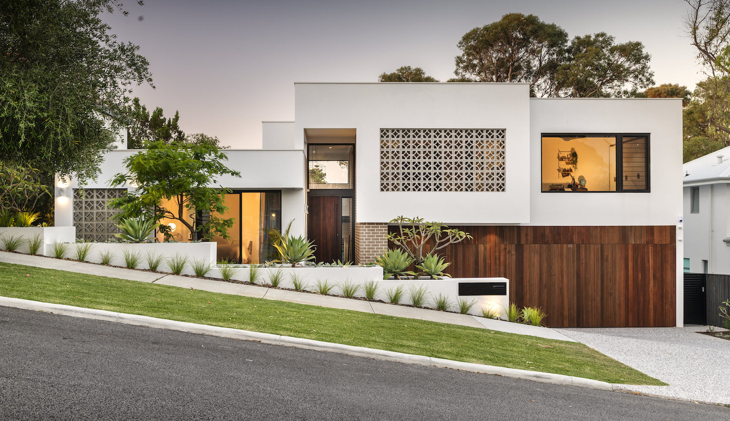 Front Landscaping Perth